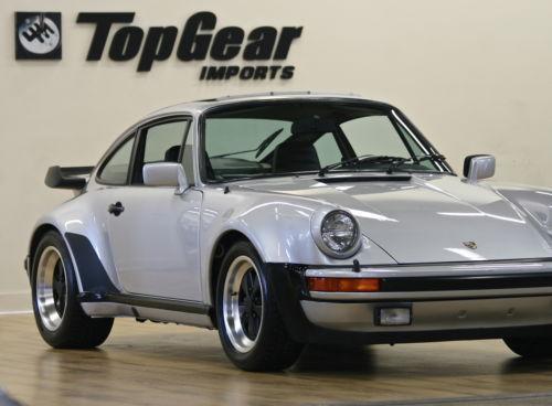 Porsche 911 II (911, 930) 1973 - 1989 Coupe #8