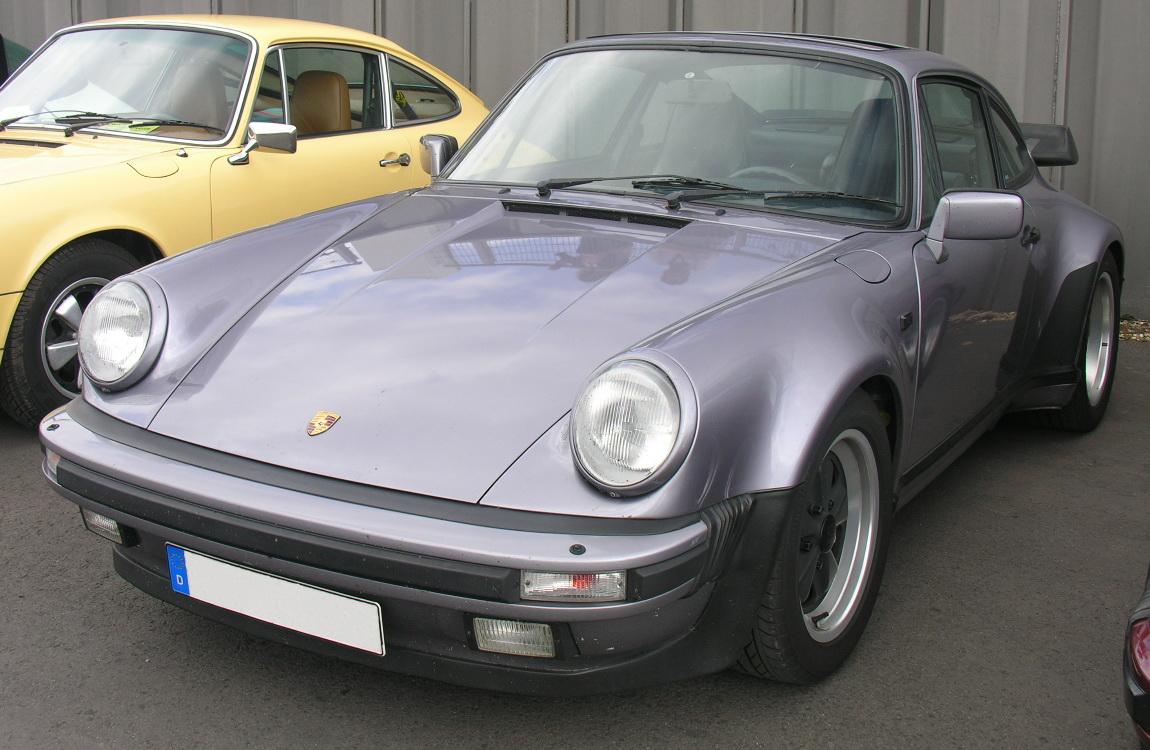 Porsche 911 II (911, 930) 1973 - 1989 Coupe #7