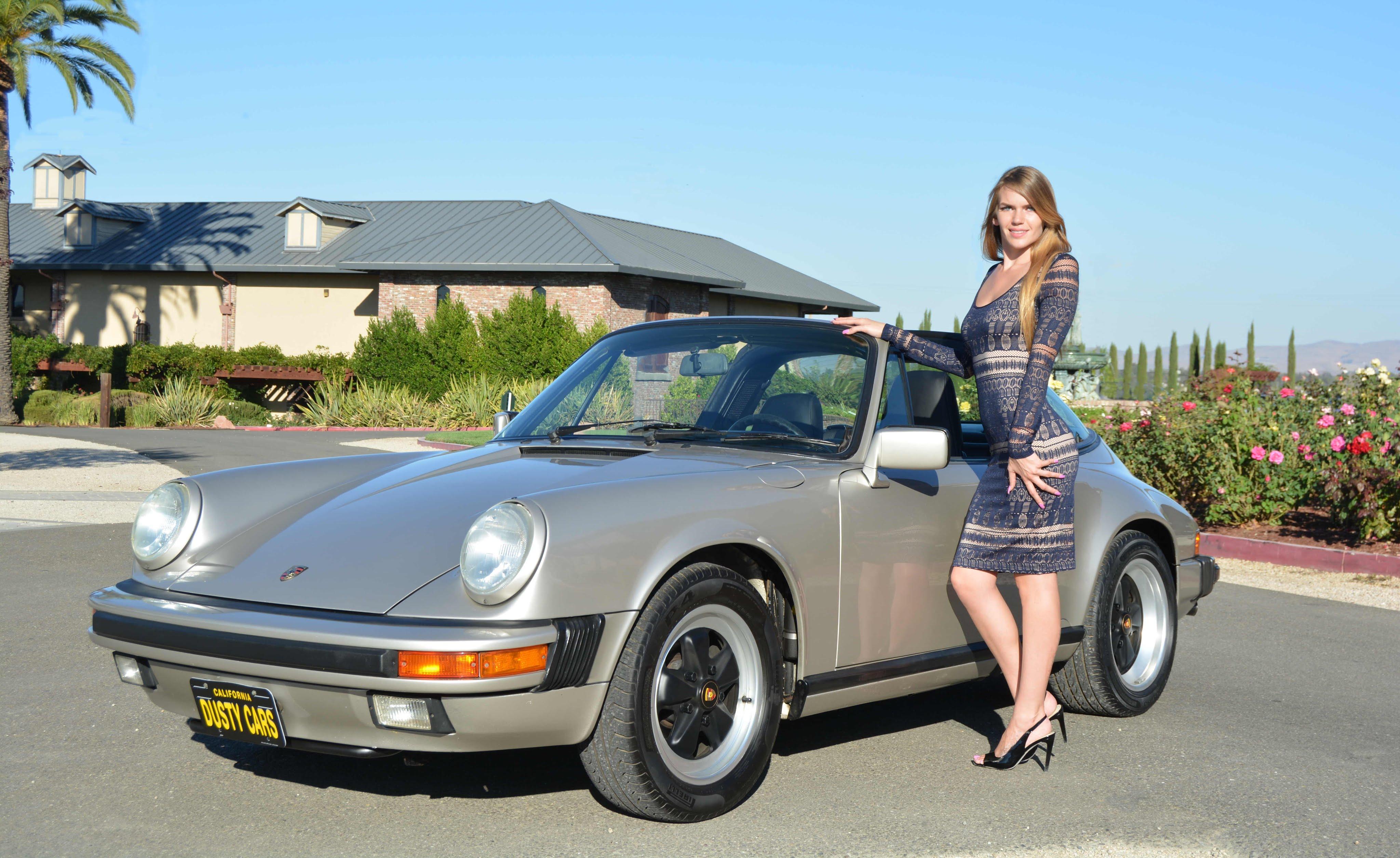 Porsche 911 II (911, 930) 1973 - 1989 Coupe #3