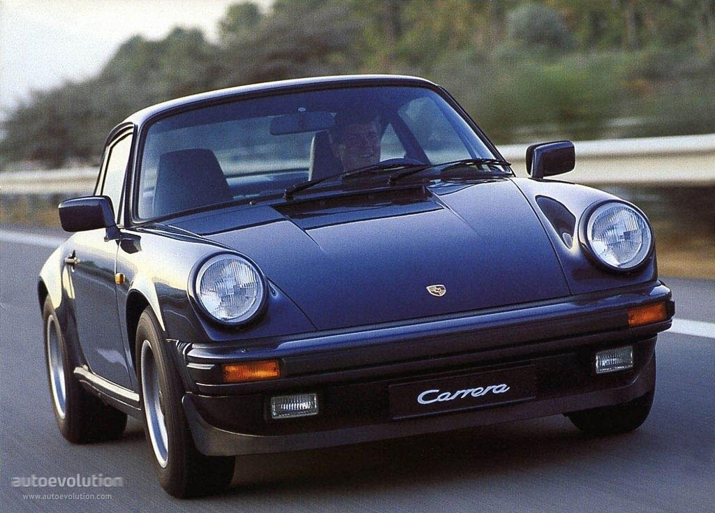Porsche 911 II (911, 930) 1973 - 1989 Coupe #6