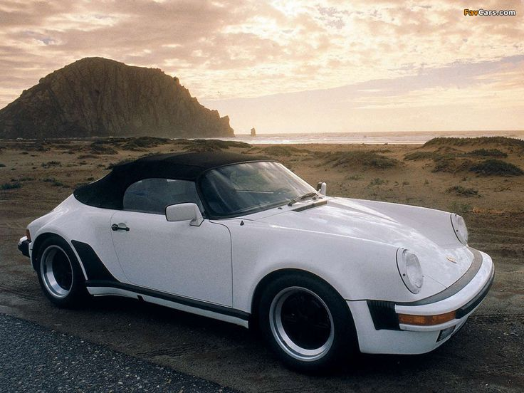 Porsche 911 II (911, 930) 1973 - 1989 Roadster #1