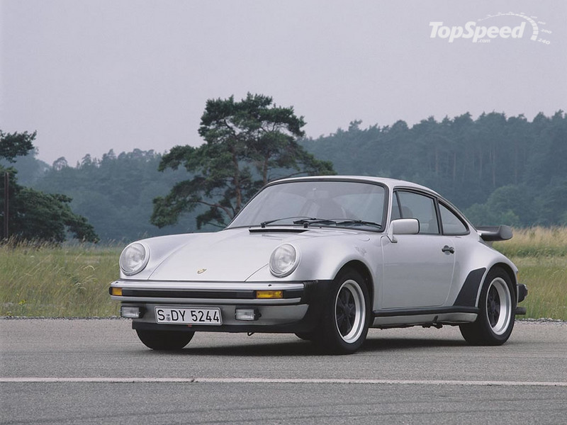 Porsche 911 II (911, 930) 1973 - 1989 Roadster #7