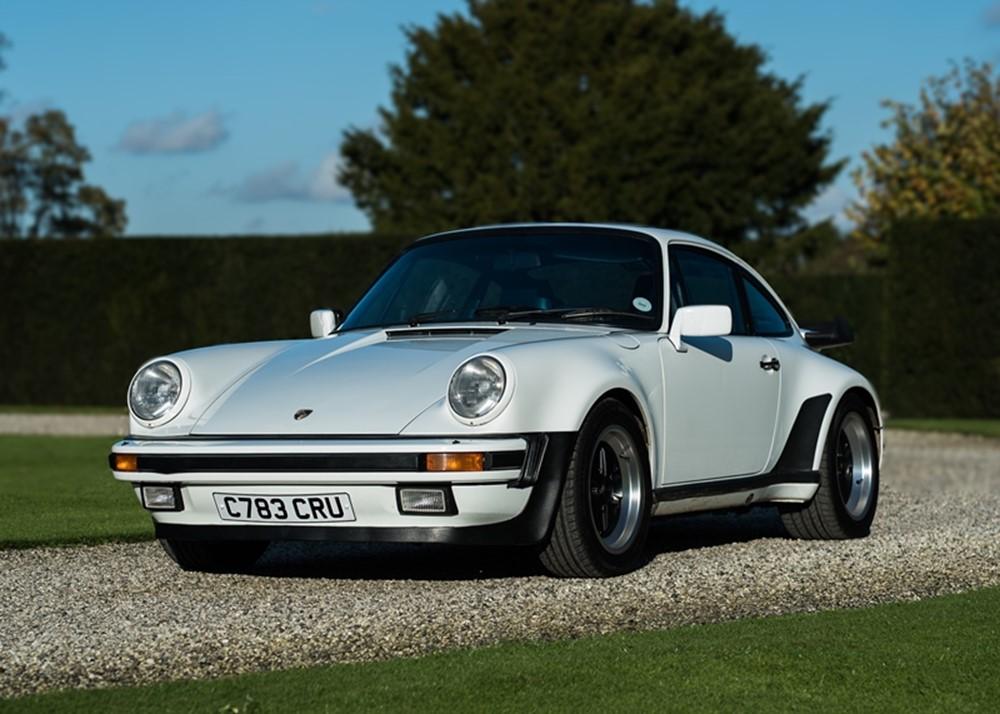 Porsche 911 II (911, 930) 1973 - 1989 Roadster #5