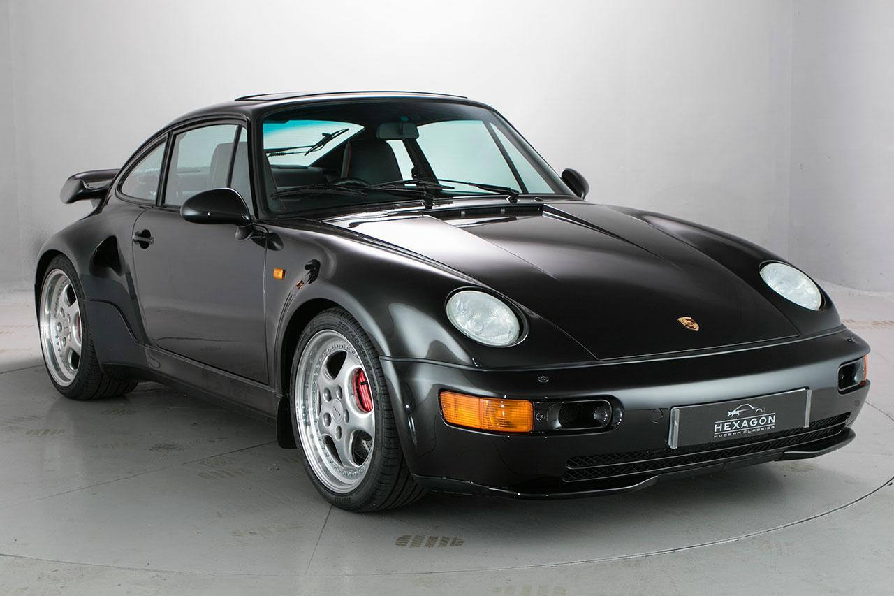 Porsche 911 III (964) 1988 - 1994 Cabriolet #3