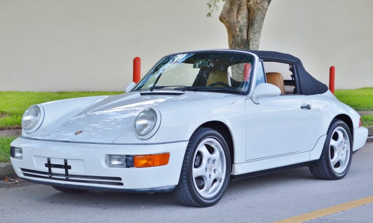 Porsche 911 III (964) 1988 - 1994 Cabriolet #4