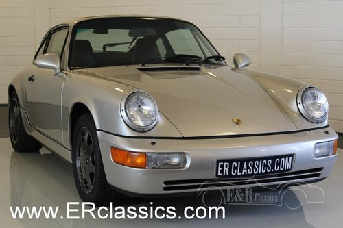 Porsche 911 III (964) 1988 - 1994 Cabriolet #1