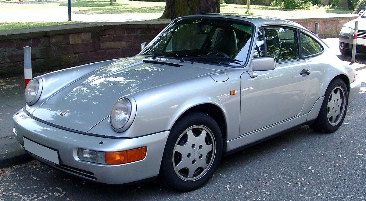Porsche 911 III (964) 1988 - 1994 Coupe #8
