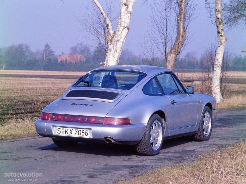 Porsche 911 III (964) 1988 - 1994 Coupe #2
