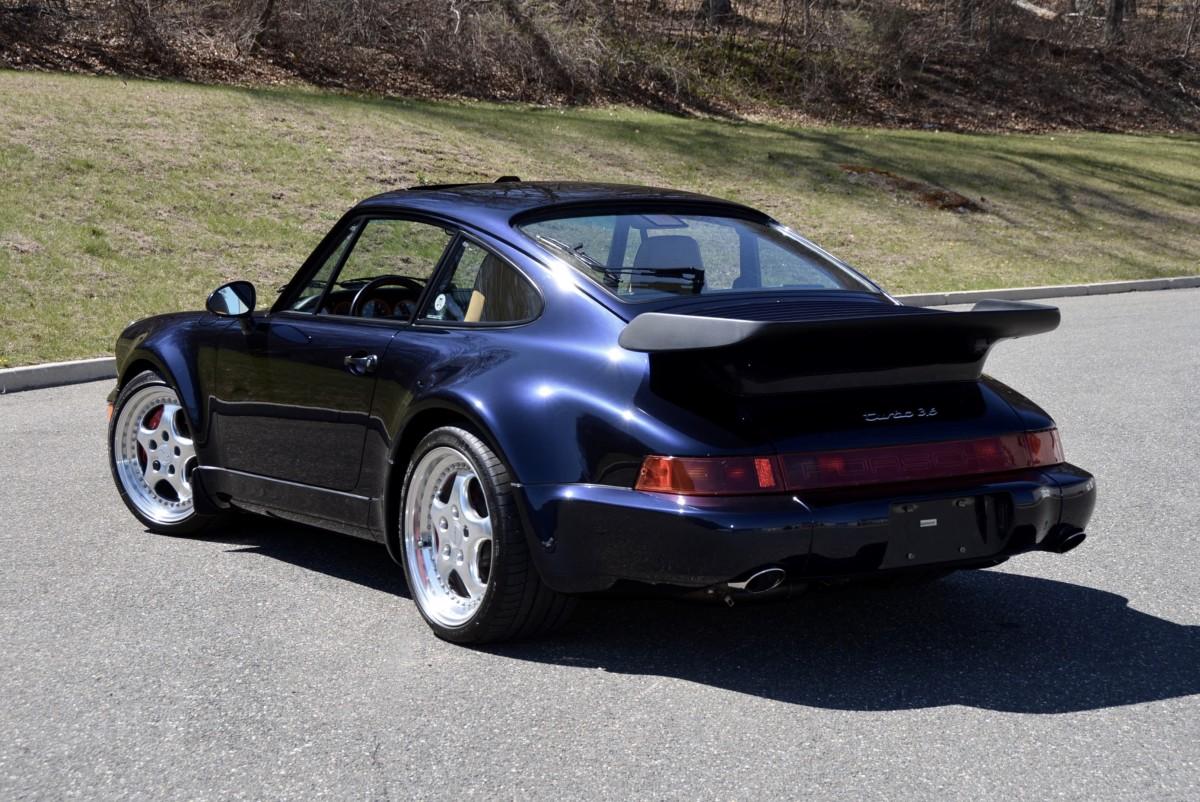 Porsche 911 III (964) 1988 - 1994 Coupe #4