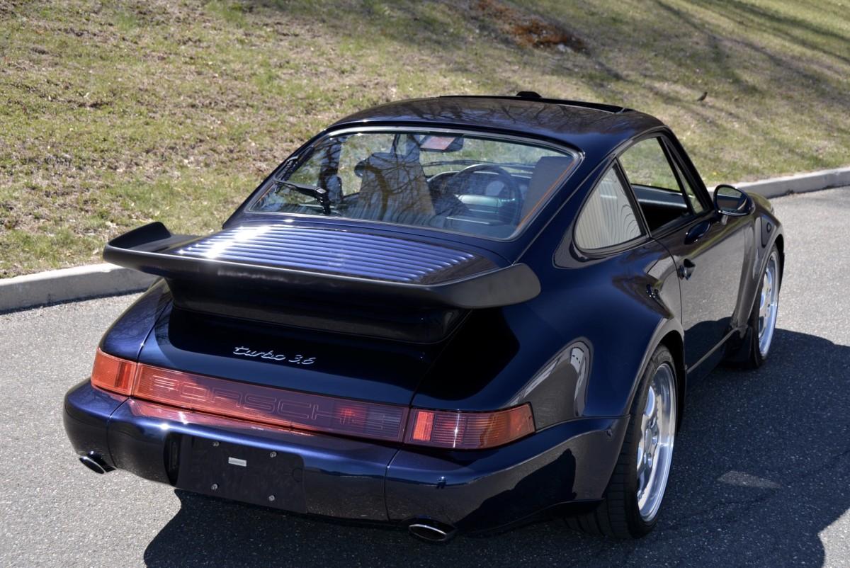 Porsche 911 III (964) 1988 - 1994 Coupe #3