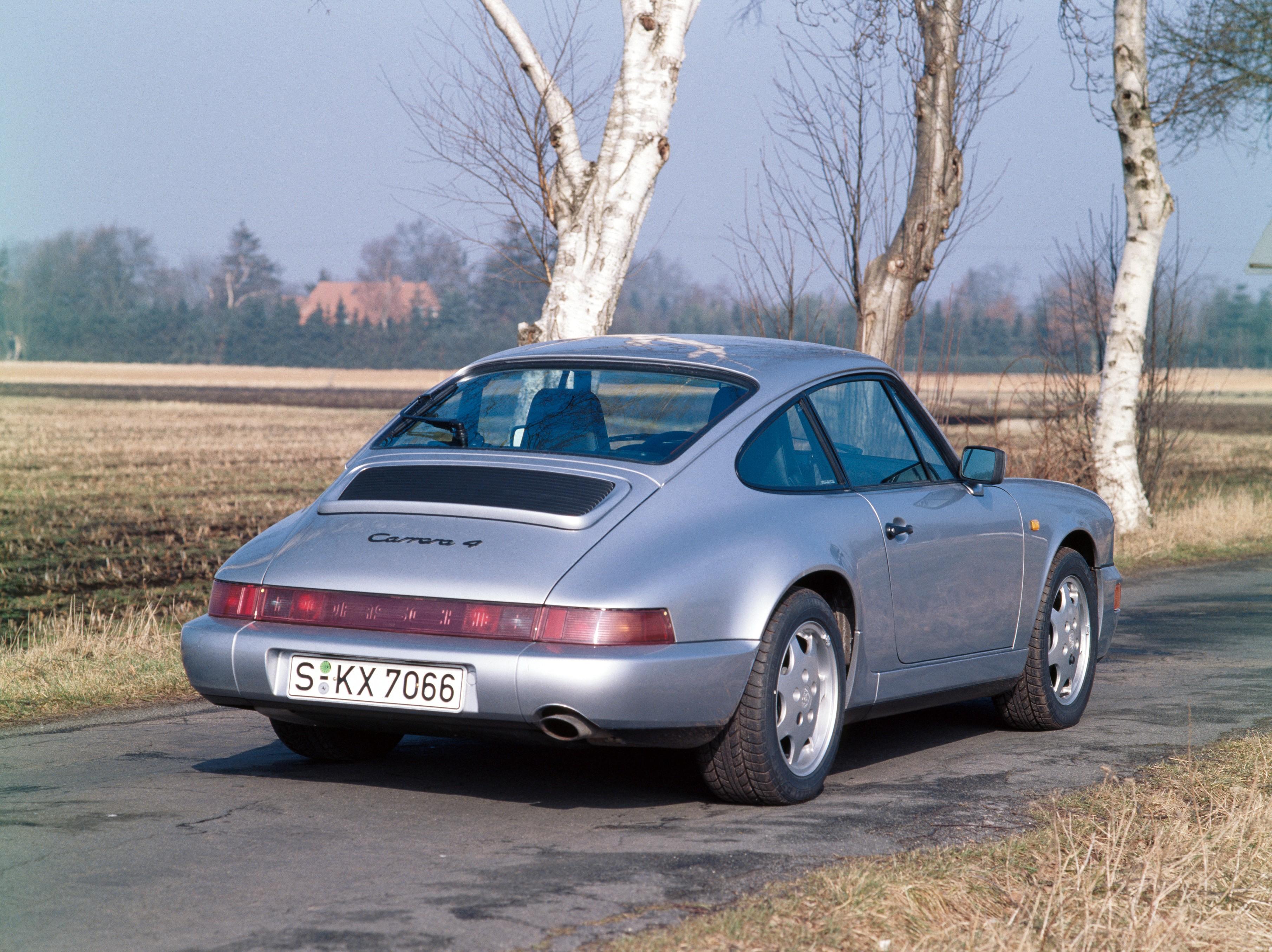 Porsche 911 III (964) 1988 - 1994 Coupe #5