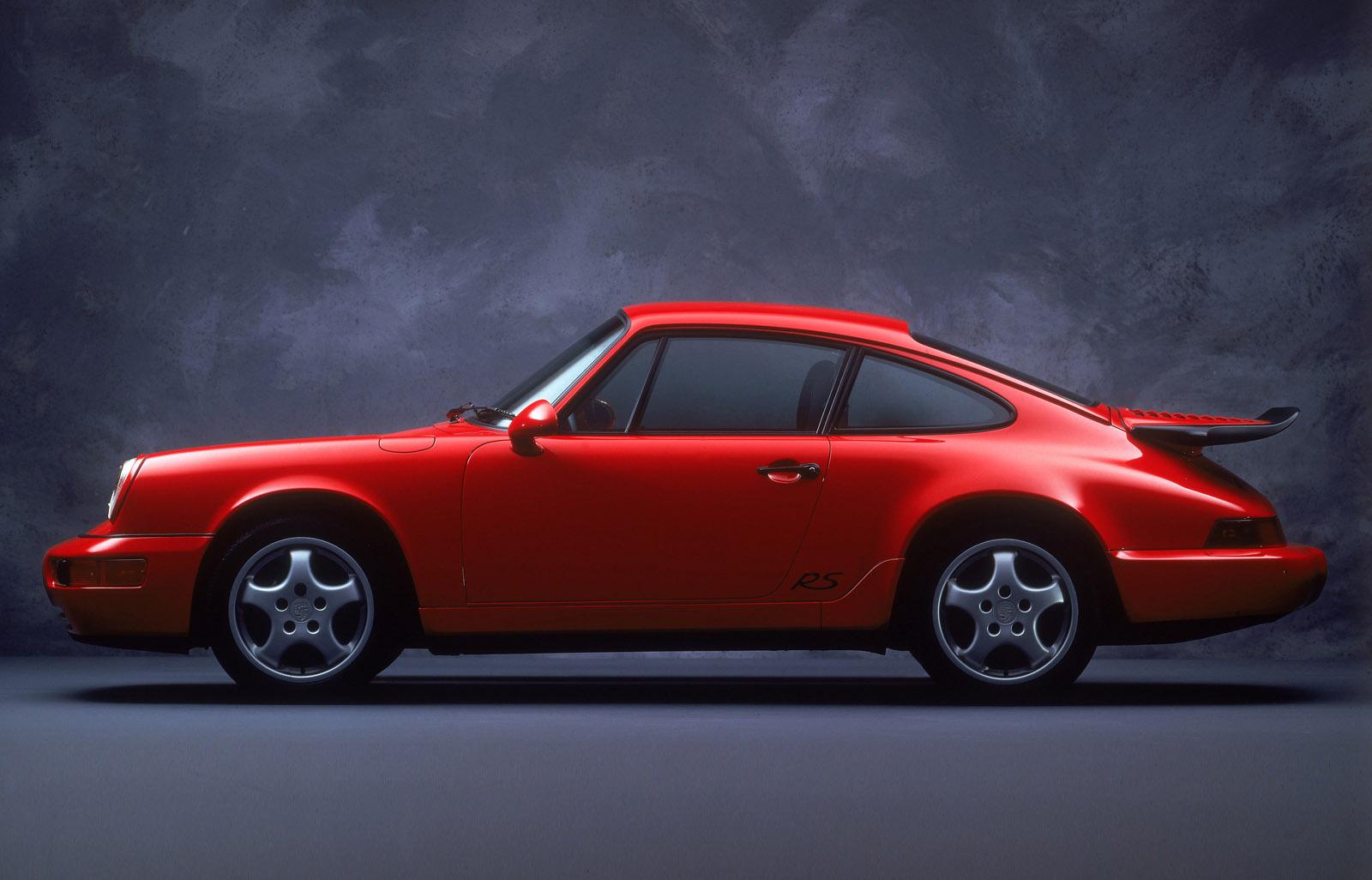 Porsche 911 III (964) 1988 - 1994 Coupe #6