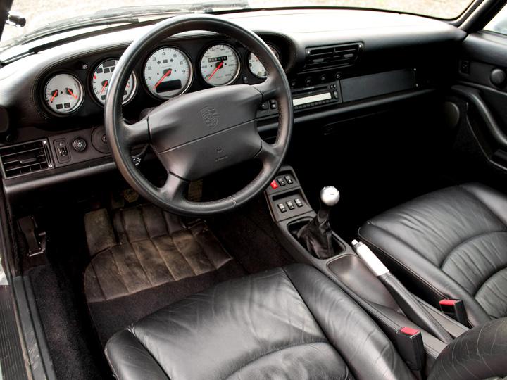 Porsche 911 IV (993) 1993 - 1998 Cabriolet #5