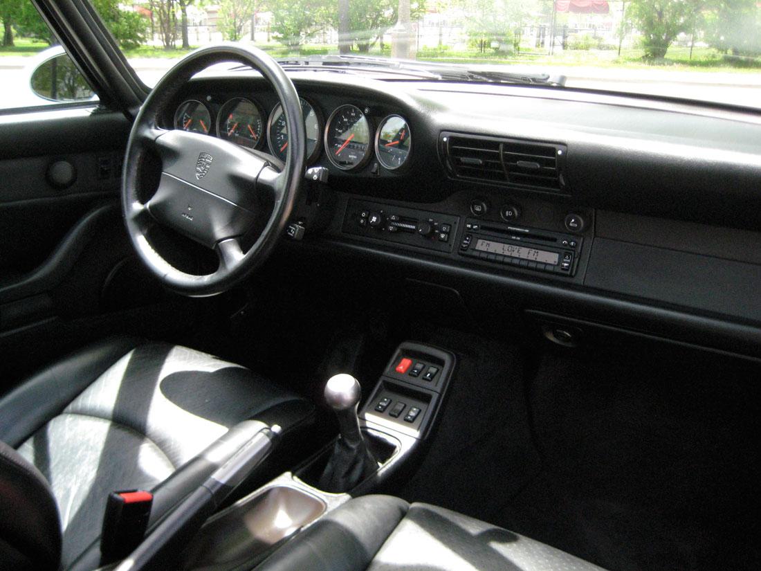Porsche 911 IV (993) 1993 - 1998 Cabriolet #4