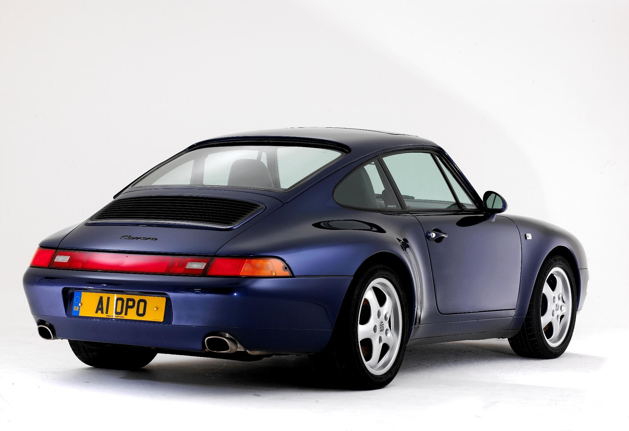Porsche 911 IV (993) 1993 - 1998 Coupe #1