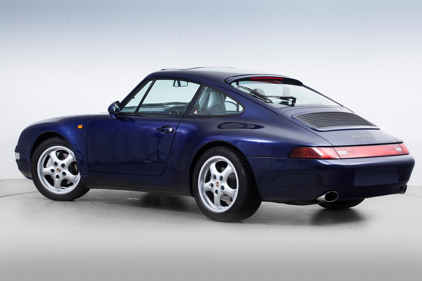 Porsche 911 IV (993) 1993 - 1998 Targa #3