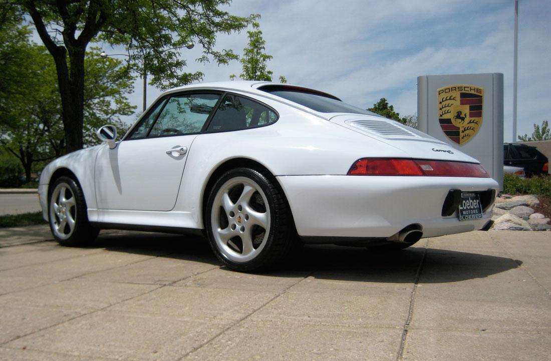 Porsche 911 V (996) 1997 - 2000 Cabriolet #1