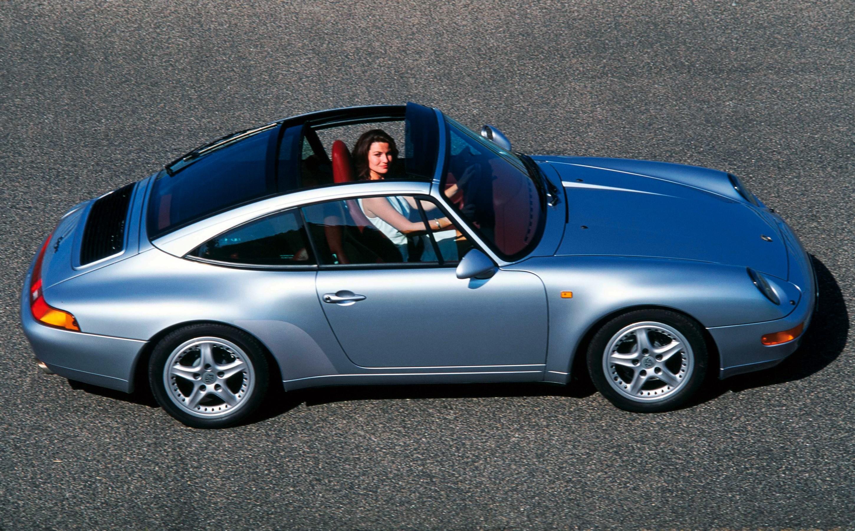 Porsche 911 IV (993) 1993 - 1998 Targa #5