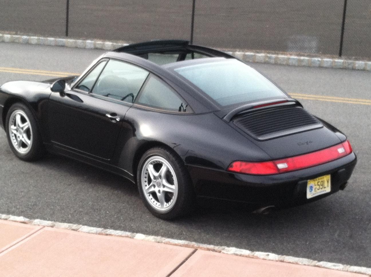 Porsche 911 IV (993) 1993 - 1998 Targa #2