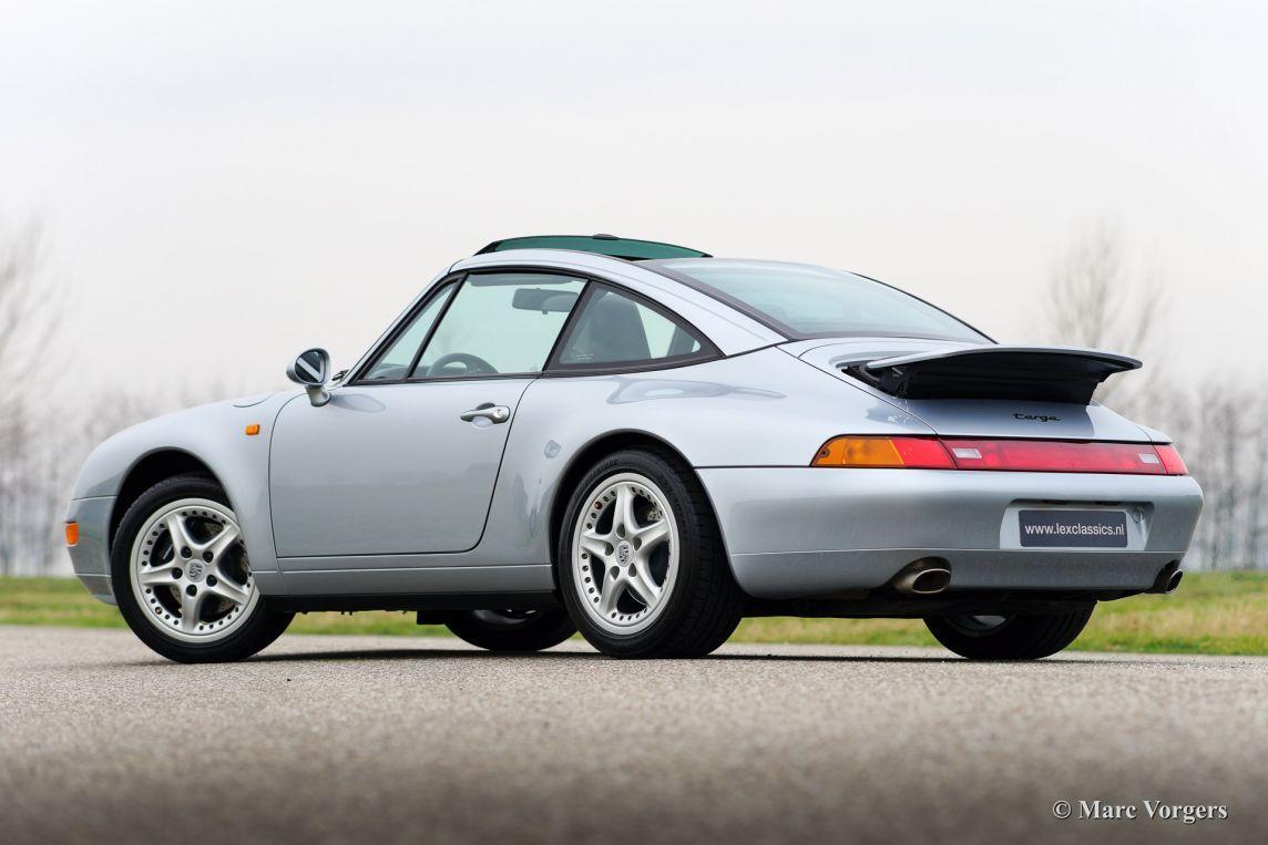 Porsche 911 IV (993) 1993 - 1998 Targa #1