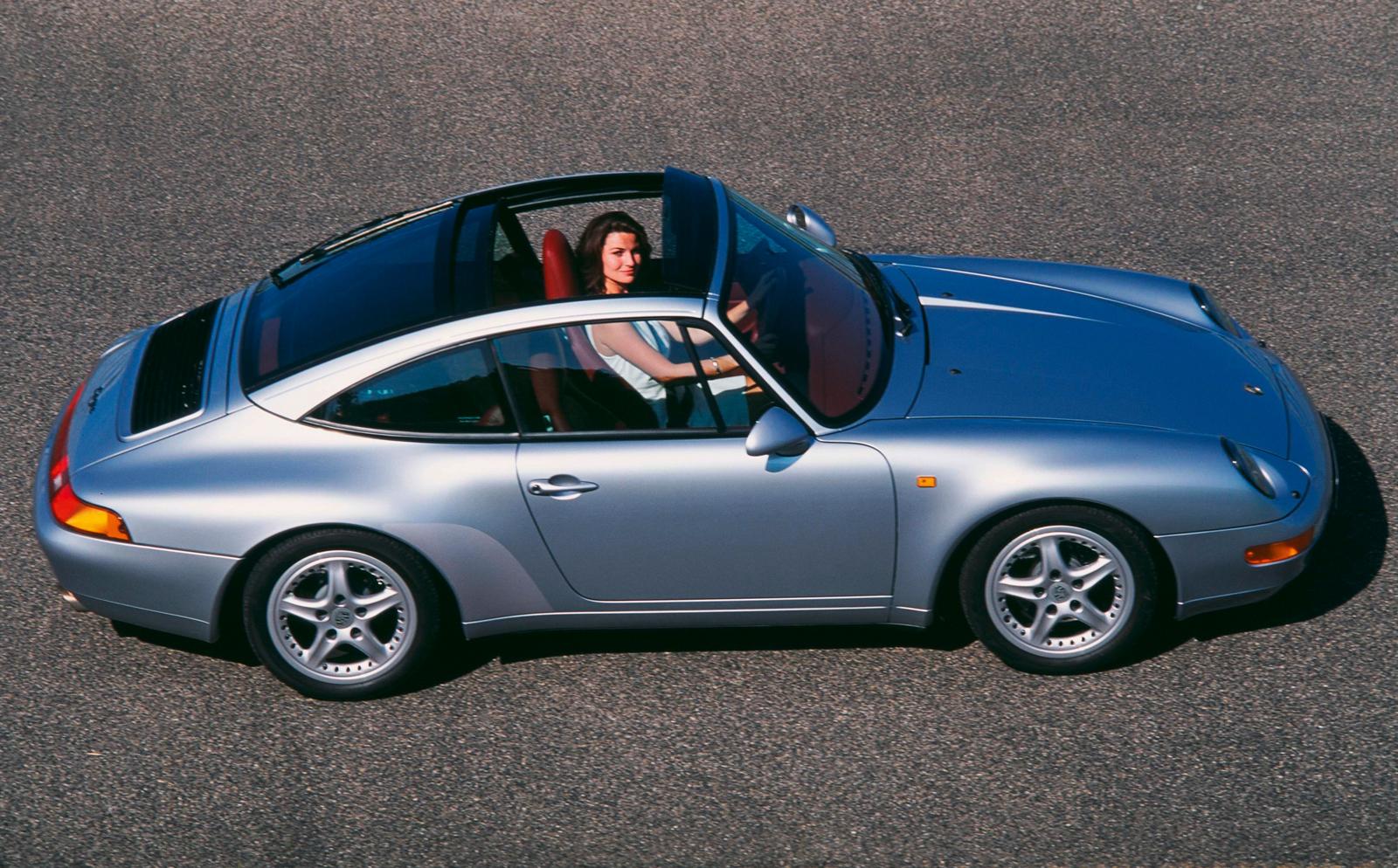 Porsche 911 IV (993) 1993 - 1998 Targa #4