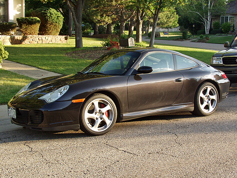Porsche 911 V (996) 1997 - 2000 Cabriolet #4