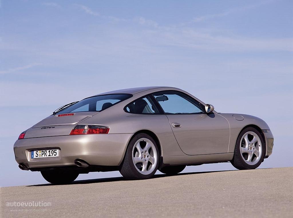 Porsche 911 V (996) 1997 - 2000 Cabriolet #2