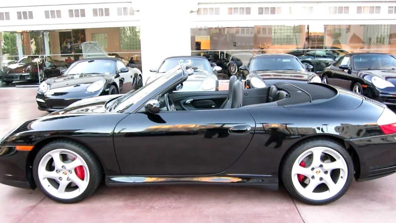 Porsche 911 V (996) 1997 - 2000 Cabriolet #8