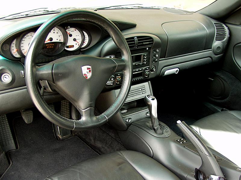 Porsche 911 V (996) 1997 - 2000 Cabriolet #7