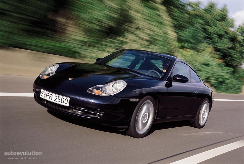 Porsche 911 V (996) 1997 - 2000 Coupe #4