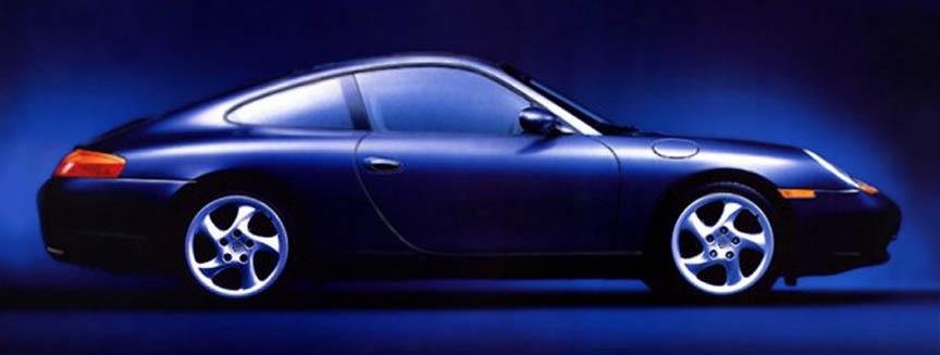 Porsche 911 V (996) 1997 - 2000 Coupe #3