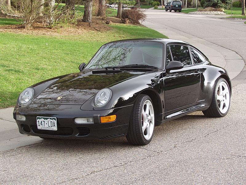 Porsche 911 V (996) 1997 - 2000 Coupe #7