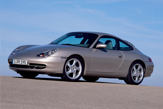 Porsche 911 V (996) 1997 - 2000 Coupe #6