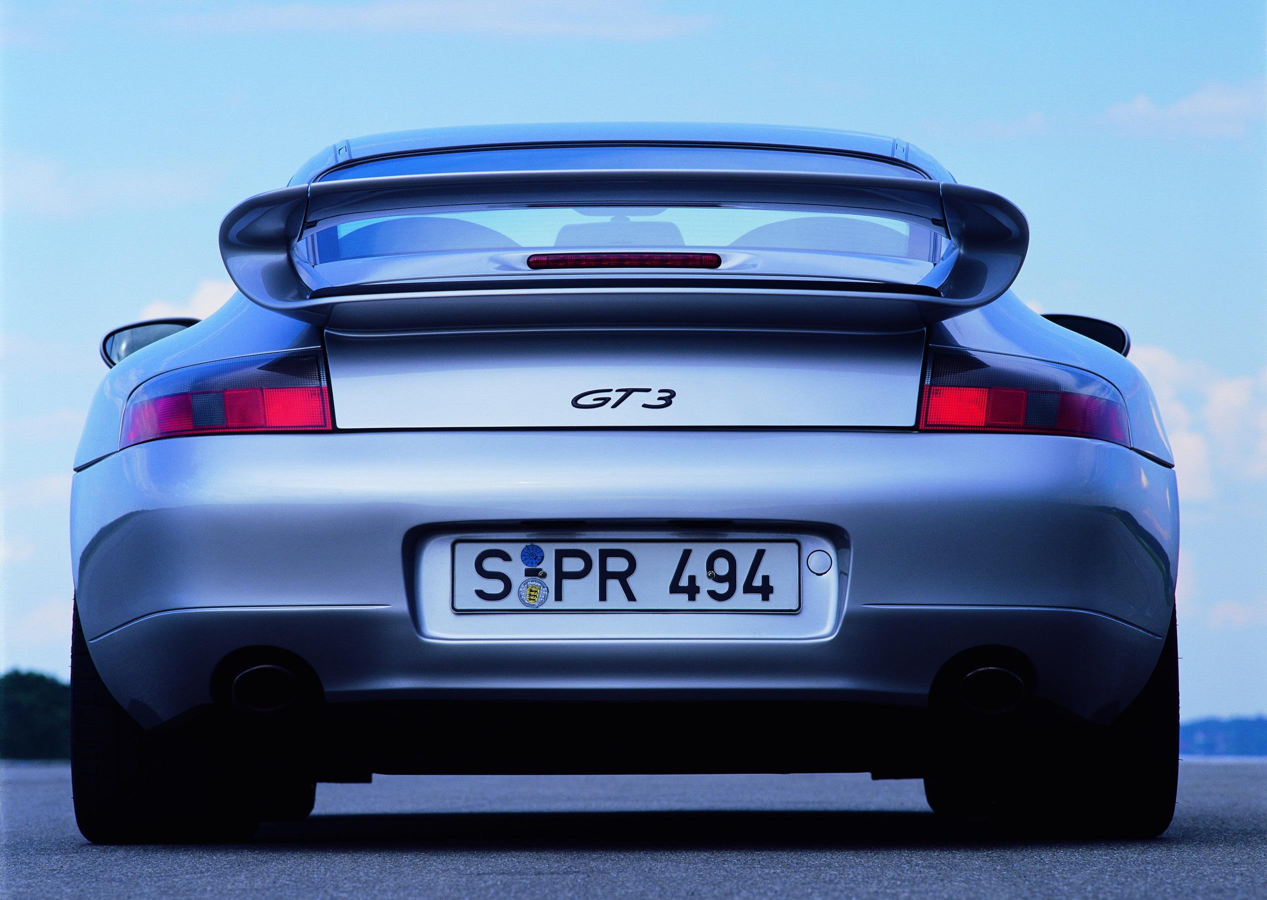 Porsche 911 V (996) Restyling 2000 - 2005 Cabriolet #3