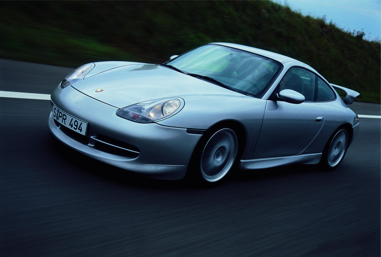 Porsche 911 V (996) Restyling 2000 - 2005 Cabriolet #4