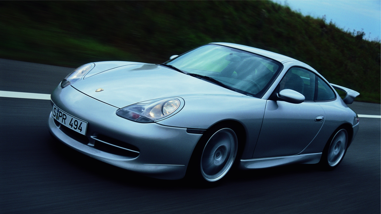 Porsche 911 V (996) Restyling 2000 - 2005 Cabriolet #6