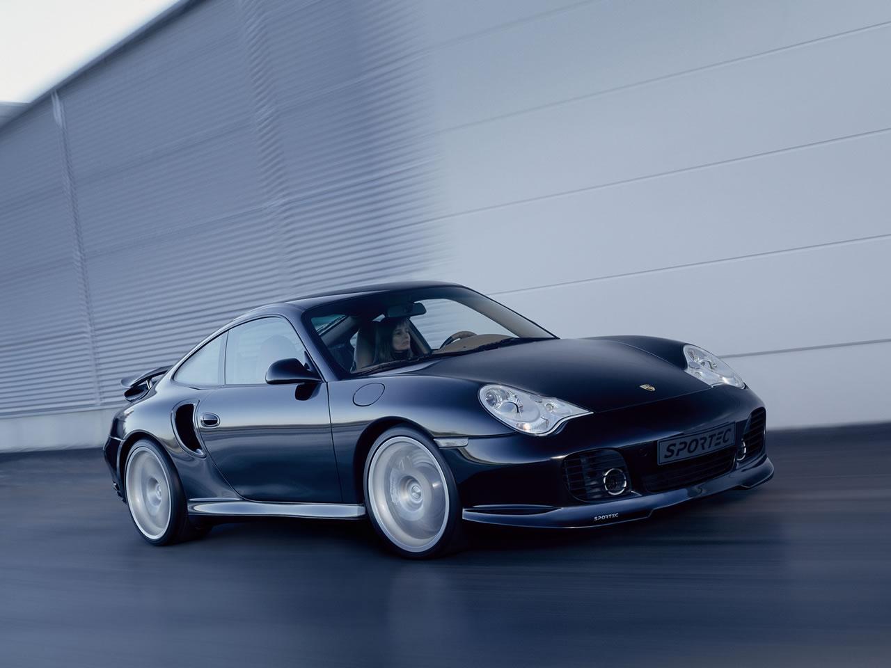 Porsche 911 V (996) 1997 - 2000 Coupe #2