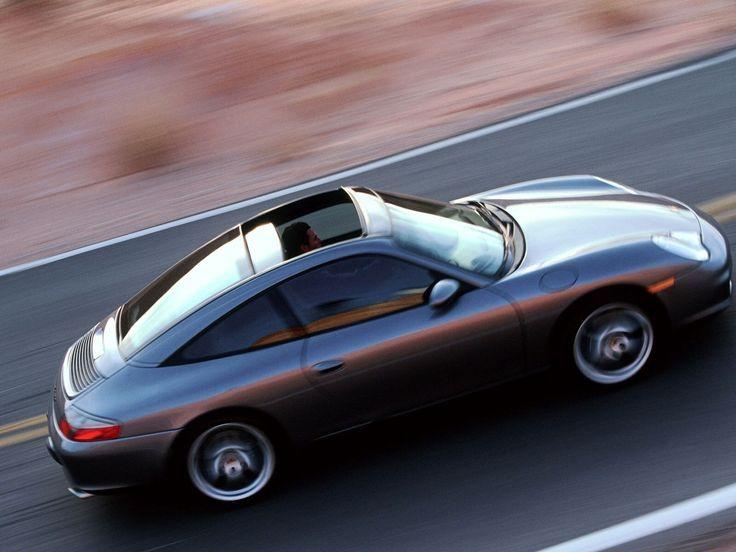 Porsche 911 V (996) Restyling 2000 - 2005 Targa #4