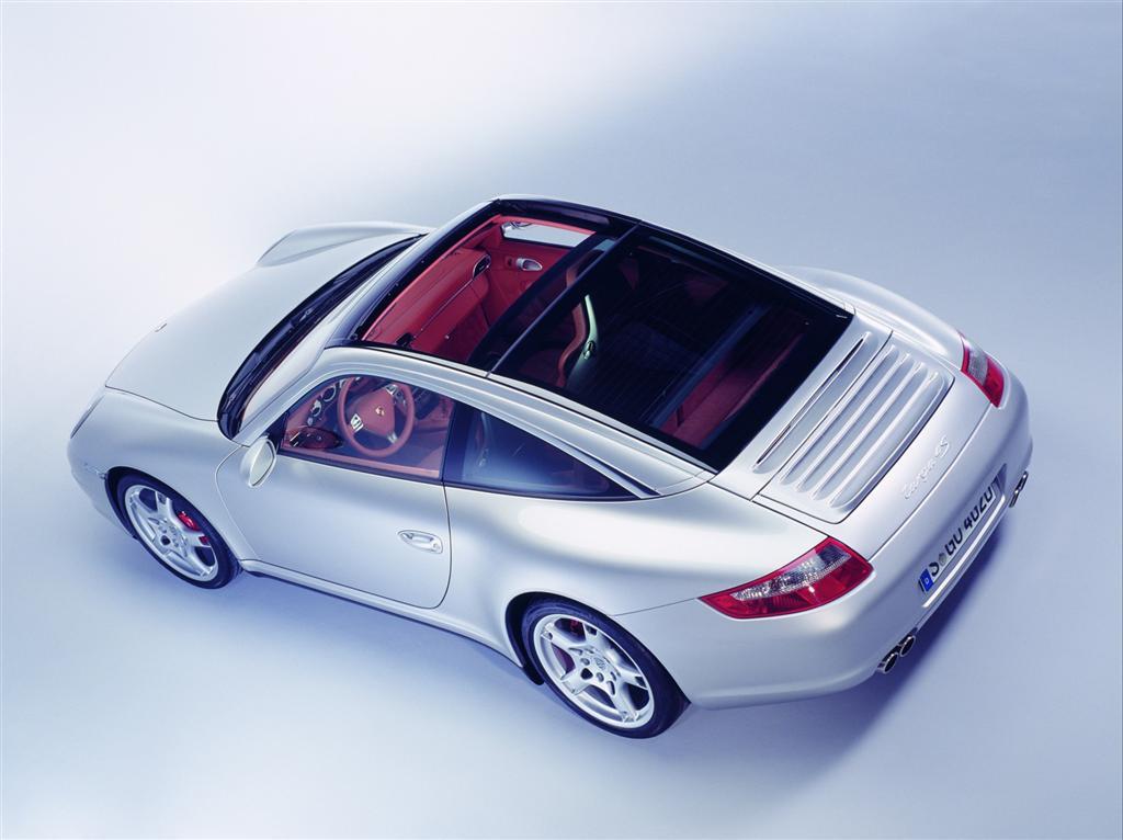Porsche 911 V (996) Restyling 2000 - 2005 Targa #6