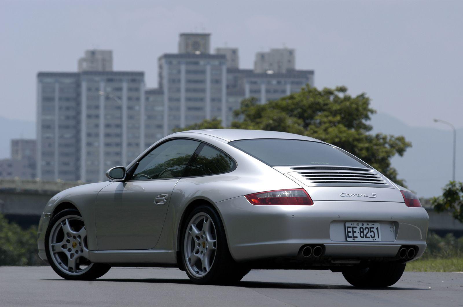 Porsche 911 VI (997) 2004 - 2008 Coupe #4
