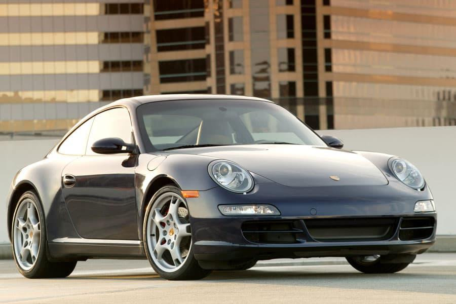 Porsche 911 VI (997) 2004 - 2008 Cabriolet #5