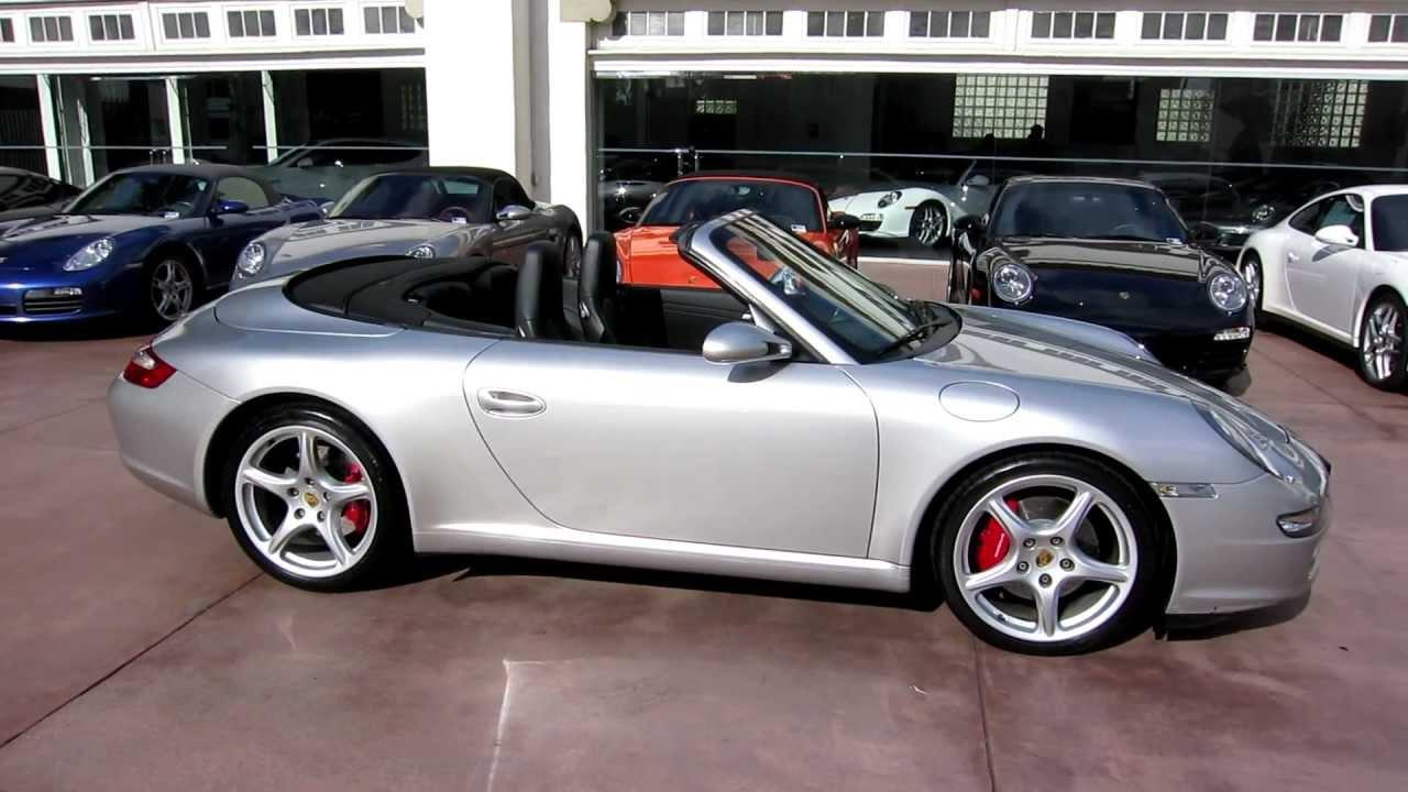 Porsche 911 VI (997) 2004 - 2008 Coupe #2