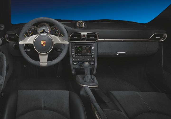 Porsche 911 VI (997) 2004 - 2008 Cabriolet #7