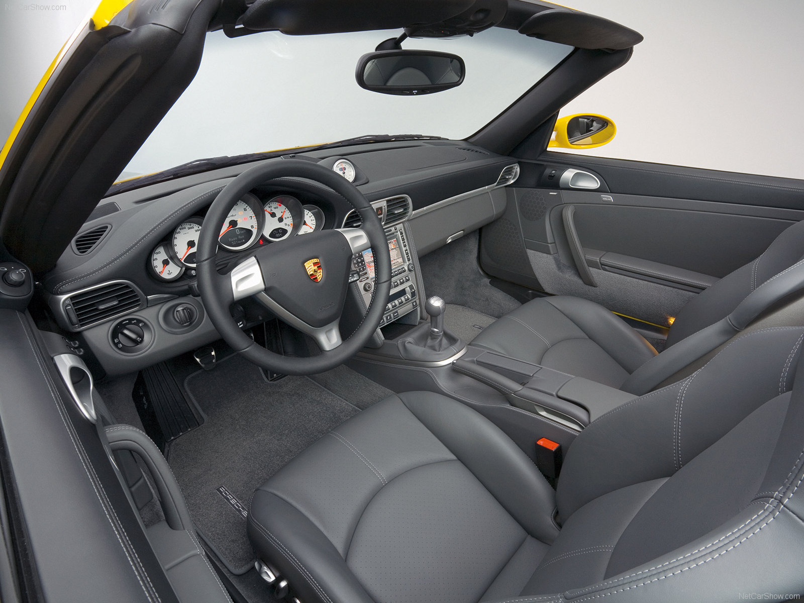 Porsche 911 VI (997) 2004 - 2008 Cabriolet #4