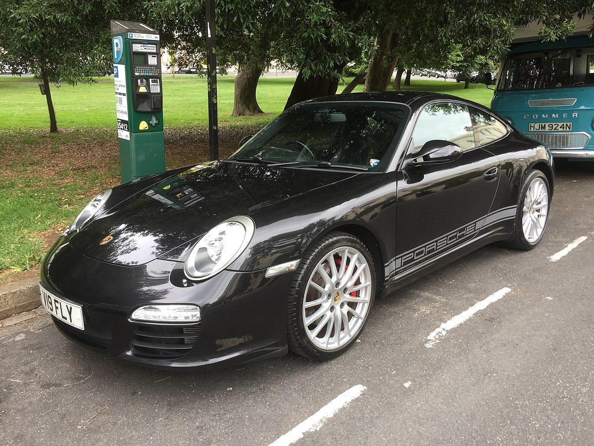 Porsche 911 VI (997) 2004 - 2008 Coupe #3