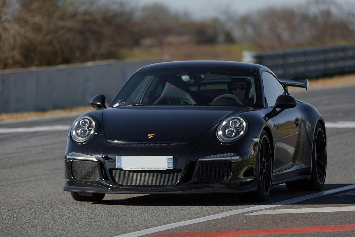 Porsche 911 VI (997) 2004 - 2008 Coupe #8