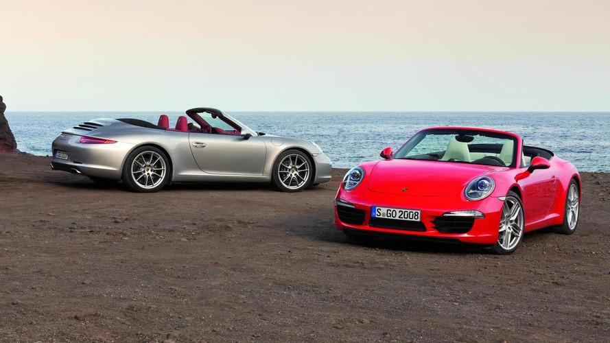 Porsche 911 VI (997) Restyling 2008 - 2012 Cabriolet #2