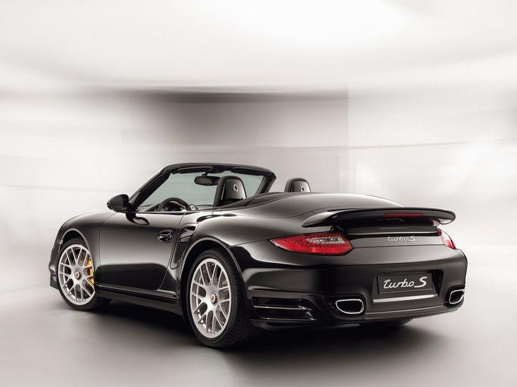 Porsche 911 VI (997) Restyling 2008 - 2012 Cabriolet #1