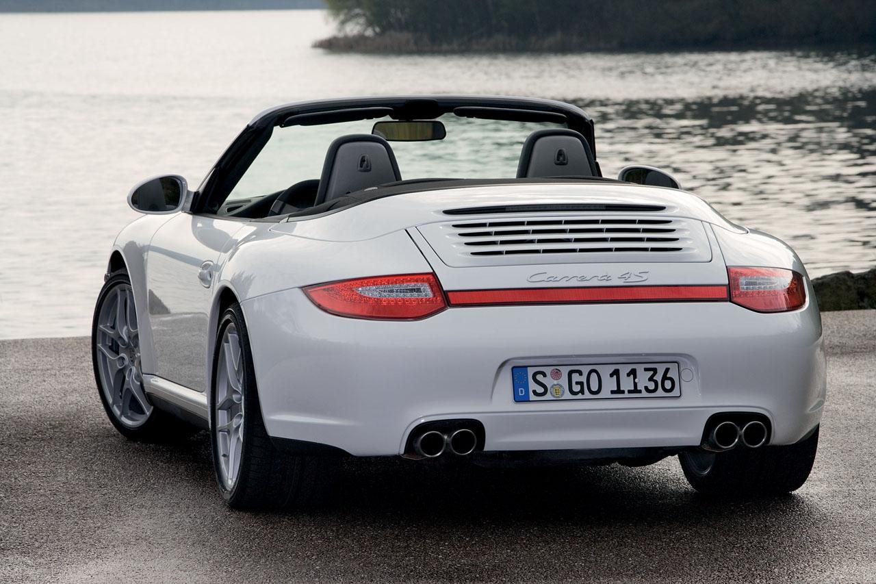 Porsche 911 VI (997) Restyling 2008 - 2012 Cabriolet #3