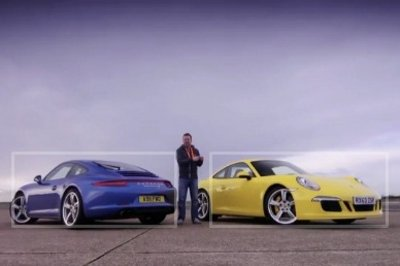 Porsche 911 VI (997) Restyling 2008 - 2012 Coupe #1